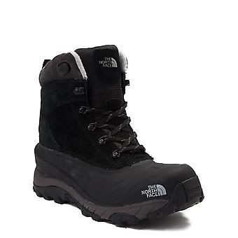 The North Face Womens chilkat Fabric Closed Toe Ankle Cold Weather Boots
