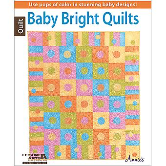 Leisure Arts-Baby Bright Quilts LA-6441