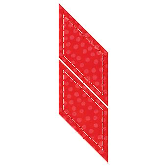 Go! Fabric Cutting Dies It Fits! Parallelogram 2 3 4