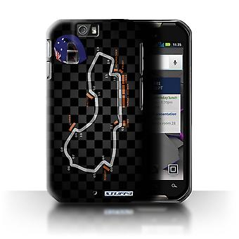 STUFF4 Case/Cover for Motorola IronRock/XT626/Australia/Melbourne/2014 F1 Track