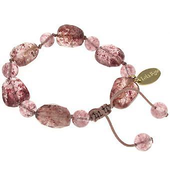 Lola Rose Tasia Bracelet Brown Sugar Rock Crystal