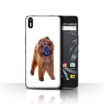 STUFF4 Case/Cover for BQ Aquaris X5/Chow Chow/Dog Breeds