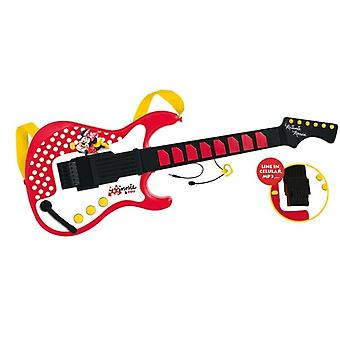 Disney guitar with Micro Minnie And You