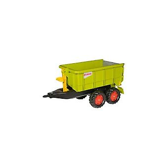 Rolly Toys 125166 Claas Rollycontainer Aanhanger