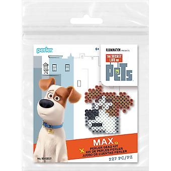Perler Secret Life Of Pets Fused Bead Kit-Max SLOPTK80-53021