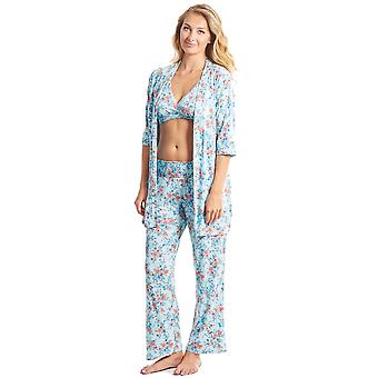 Susan 5-pc. Maternity & Nursing PJ Set with Gift Bag
