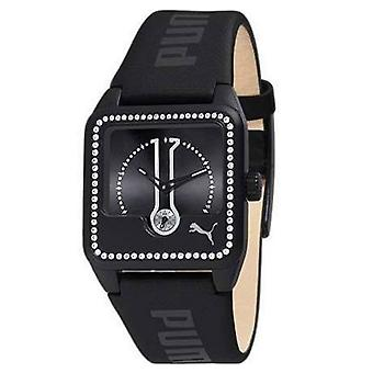 Puma Uhr Armbanduhr Damen Star Dust Black PU100152002