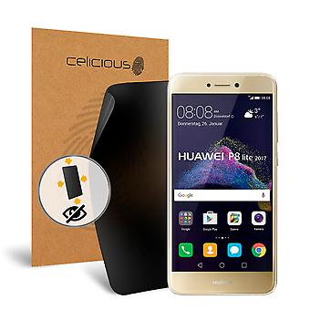Celicious Privacy Plus Huawei P8 Lite (2017) 4-Way Visual Black Out Screen Protector