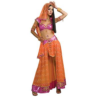 Bollywood Dancer Indian Sari Multicultural Harmony Day Dress Up Womens Costume