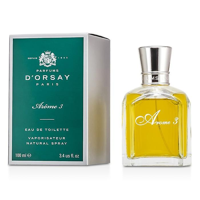 Parfums d ' Orsay Arome 3 Eau De Toilette Spray 100ml / 3.4 oz