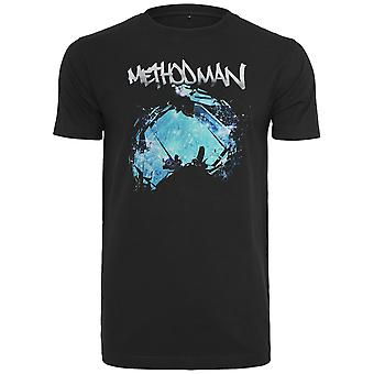 Wu-wear hip hop shirt - method man black