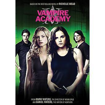 Vampire Academy [DVD] USA importerer