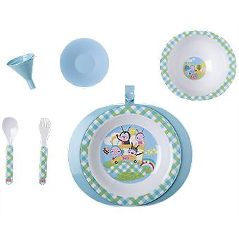 Saro New Tableware Plate Termo 4 Assortments Models