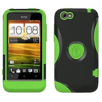Trident Aegis Case for HTC One V - Green
