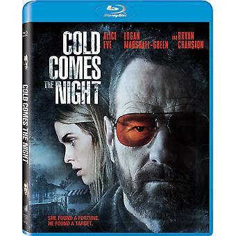 Cold Comes the Night [BLU-RAY] USA import