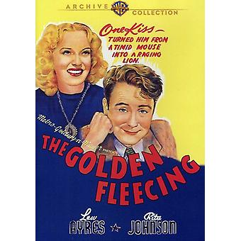 Golden Fleecing (1940) [DVD] USA import