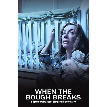 When the Bough Breaks [DVD] USA import