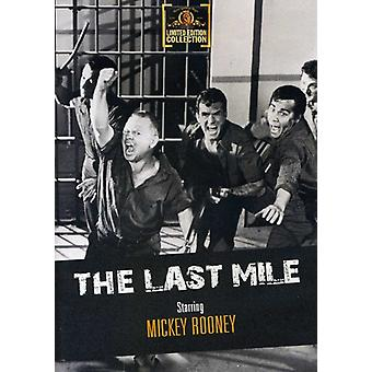 Last Mile (1959) [DVD] USA import