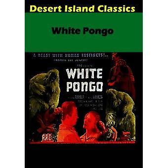 White Pongo [DVD] USA import