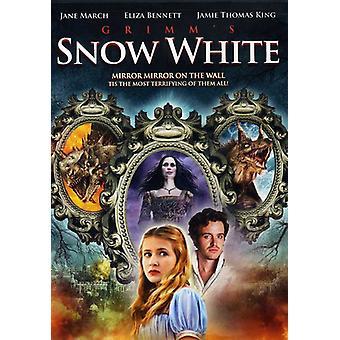 Grimm's Snow White [DVD] USA importerer
