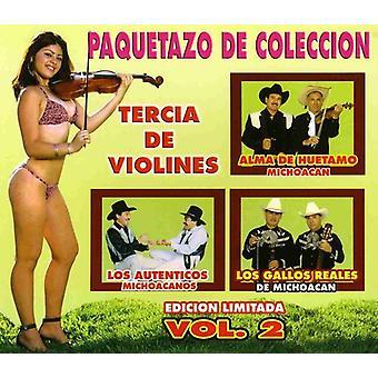 Tercia De Violines - Vol. 2-Tercia De Violines [CD] USA import