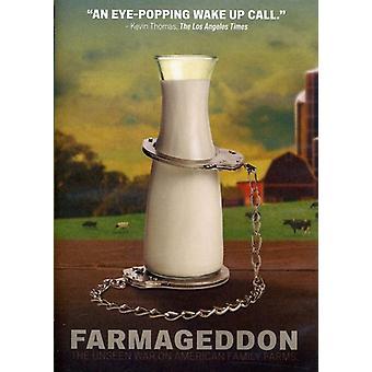 Importación de USA de Farmageddon [DVD]