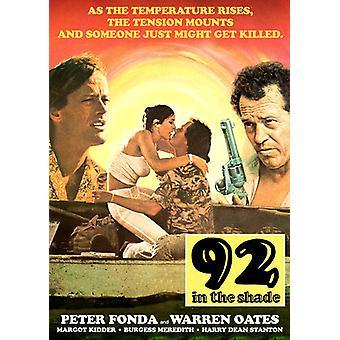 92 en la importación de los E.e.u.u. [DVD] (1975) de sombra