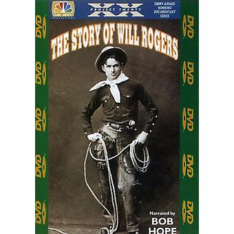 Story of Will Rogers [DVD] USA import