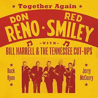Don Reno & rød Smiley - sammen igen [CD] USA import