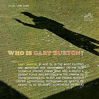 Gary Burton - Who Is Gary Burton [CD] USA import