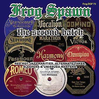 Frøen gyde-det andet parti - Frog gyde-anden Batch [CD] USA import