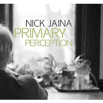 Nick Jaina - primære opfattelse [CD] USA import