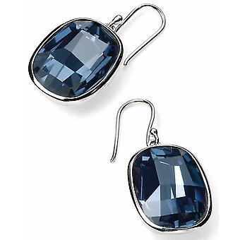 925 Silver Crystal Swarovski Earring