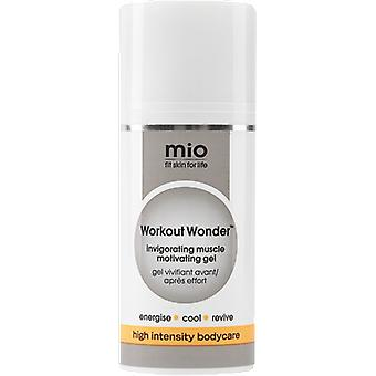 Mama Mio Skincare Workout Wonder tonifiant musculaire Gel