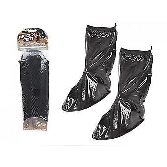 Top van modderige voeten schoen / Boot Covers