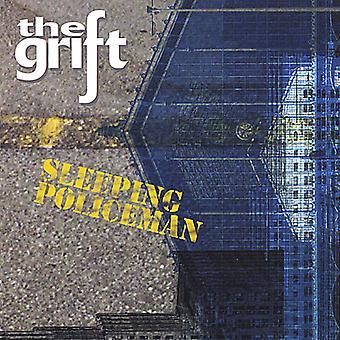 Grift - Sleeping politimann [DVD] USA importere