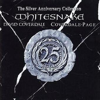 Whitesnake: The Silver Anniversary Collection (CD)