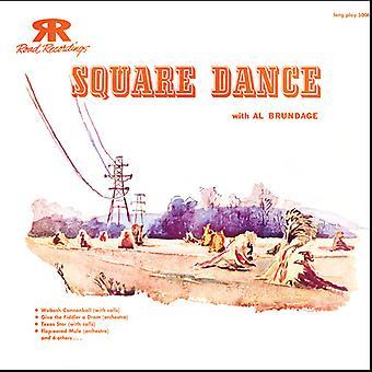 Square Dance - Square Dance [CD] USA importerer