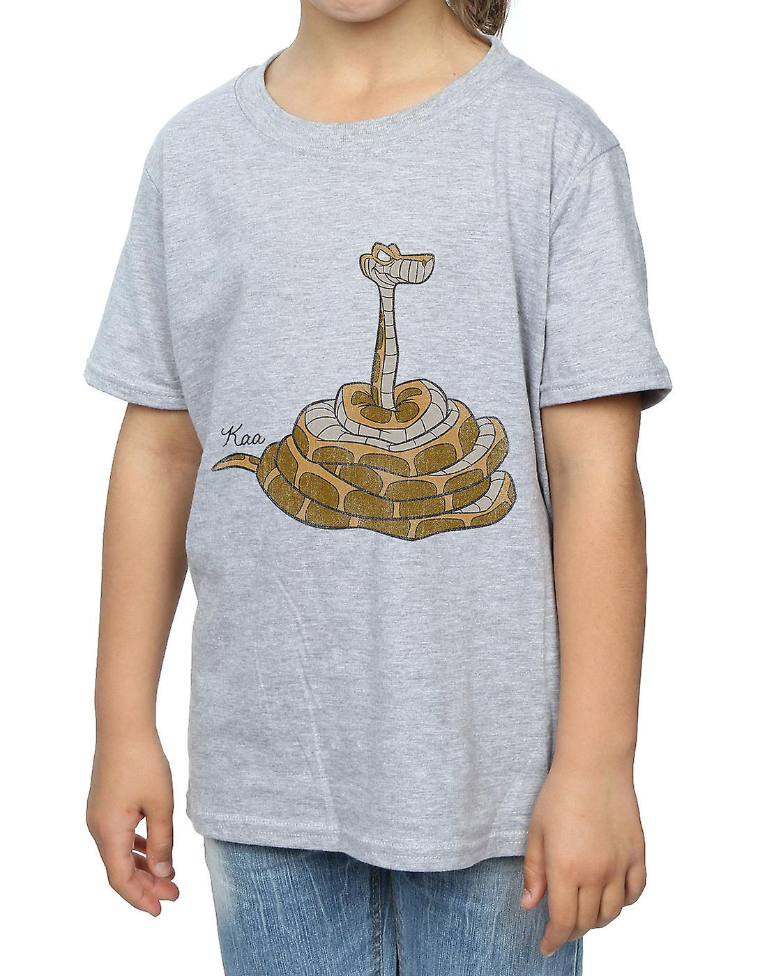 Classic Book Cover Tee Shirts : Disney girls the jungle book classic kaa t shirt fruugo