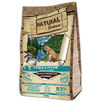 Natural Greatness Recipe Field & River (Katten , Voeding , Droogvoer )
