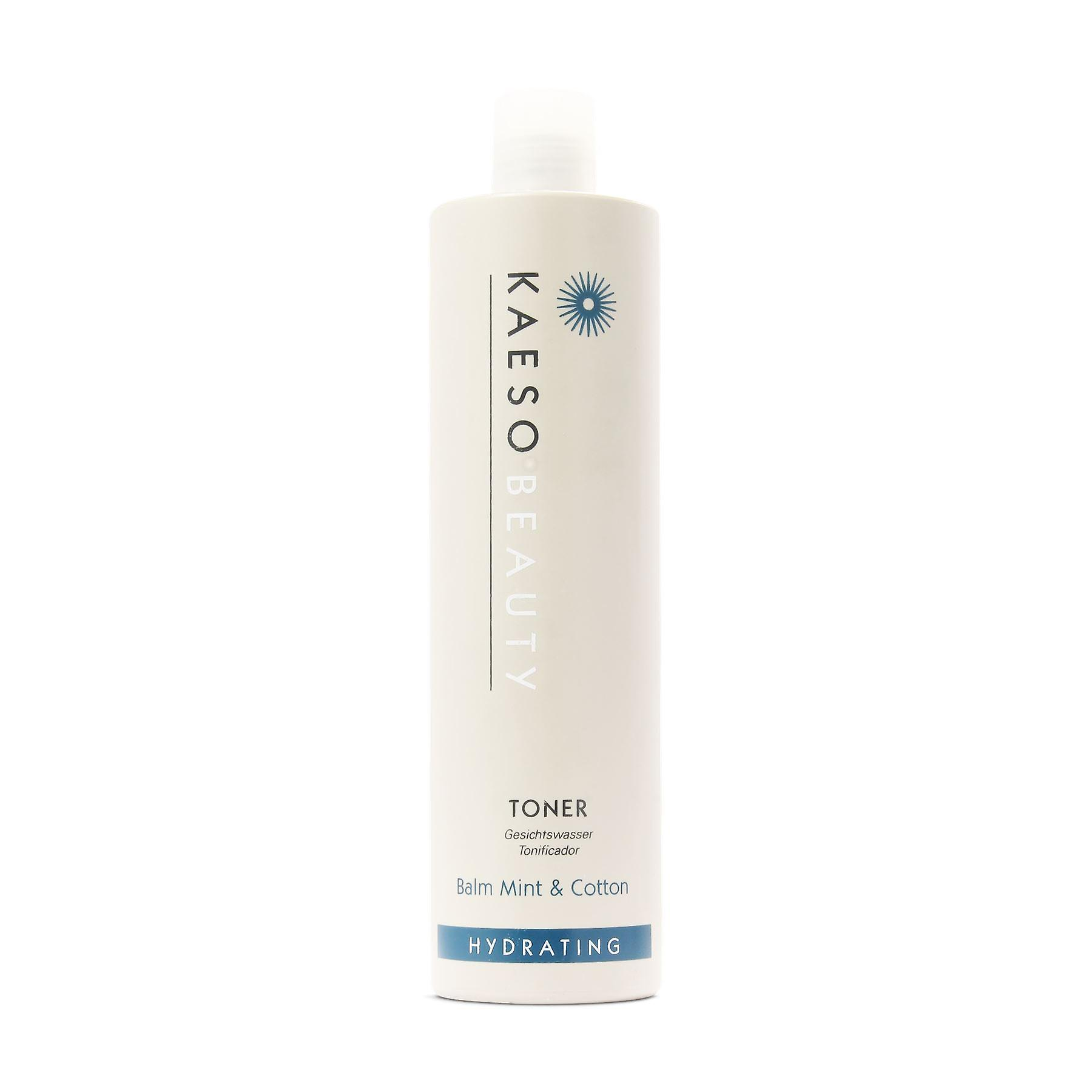 Kaeso Beauty Hydrating Toner Basil Mint & Cotton 495ml
