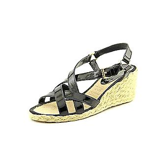 Lauren Ralph Lauren Women Chrissy Wedge Sandals