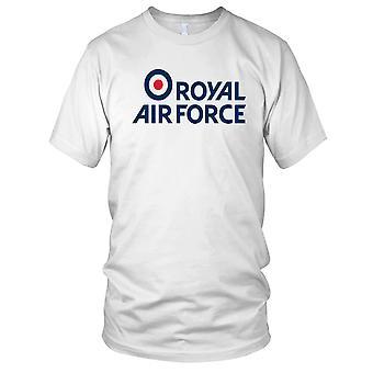 RAF Logo Royal Air Force Kids T Shirt