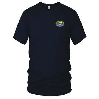 US Navy USS Spiegel Grove LSD-32 Embroidered Patch - Kids T Shirt