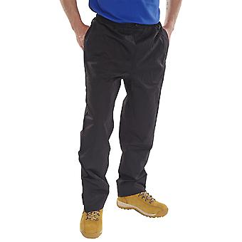B-Dri Springfield Waterproof & Breathable Nylon Work Trousers - St