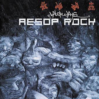 Aesop Rock - arbejdskraft dage [Vinyl] USA import