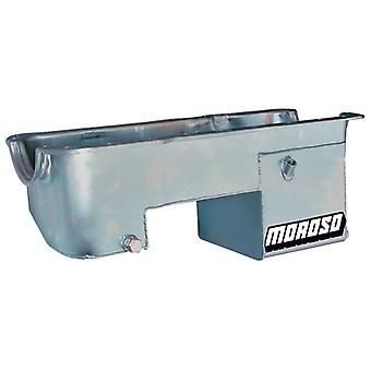 Moroso 20523 Oil Pan for Ford 351W Engines in Fox Chassis Vehicles