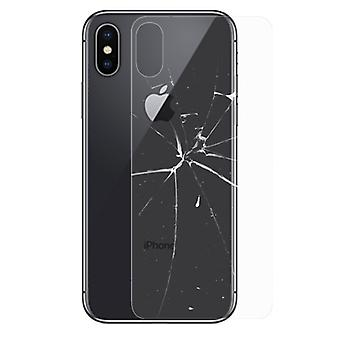 0.3 mm H9 bulletproof back battery cover for Apple iPhone X / 10 5.8 film new