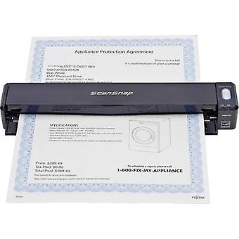 Portable document scanner A4 Fujitsu ScanSnap iX100 600 x 600 dp