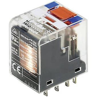 Plug-in relay 24 Vdc 6 A 4 change-overs Weidmüller